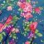 ( พร้อมส่ง) อีกหนึ่ง Key look ที่น่าสนใจสำหรับฤดูกาลนี้ คือลวดลายดอกไม้ในโทนสีจัดจ้าน ช่วยสร้างลุคใหม่ที่รับรองว่าไม่ซ้ำใครอย่างแน่นอนค่ะ ดีเทลเนื้อผ้า Denim พิมพ์ลายดอกไม้สีสดๆ เข้ารูปทรงสวยเหมือนนางแบบค่ะ thumbnail 12