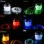 ไฟสายยาง ท่อกลม LED 100 m สีชมพู thumbnail 3