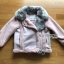 Lisa Pastel Faux Fur and Suede Jacket thumbnail 5