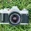 Canon AV-1 Canon Zoom Lens FD 28-55mm.F3.5-4.5 Macro thumbnail 1