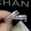พร้อมส่ง Diamond Ring งานเพชร CZ แท้ แหวนเซตมี 2 วง thumbnail 4