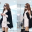 Winter Korean version Lady long winter fur coat thumbnail 3