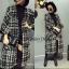 เสื้อผ้าเกาหลี พร้อมส่ง โค๊ทตัวยาวจากแบรนด์ Chanel thumbnail 4