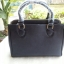 CHARLES & KEITH SAFFIANO LEATHER BAG thumbnail 3