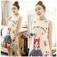 Anne Dreamy Fantasy Printed Dress thumbnail 3