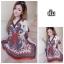 ชุดเดรสเกาหลี ผ้าไม่หนา ใส่สบายมี 3 สี ให้เลือก thumbnail 1