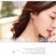 ต่างหูเพชรงานดีไซส์หรูหรา เพชร CZ ราคา 990฿ Made in korea thumbnail 3