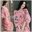 Soda Pretty Pink Floral Dress thumbnail 3