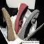 รองเท้าคัชชูส้นแบนหัวตัด วัสดุผ้าทออย่างดี หน้าเย็บ Logo CC พื้นตีแบรนด์ CHANEL thumbnail 1