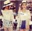 Eve Classy Elegant Fringed Lace Outerwear thumbnail 8