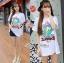 ( พร้อมส่งเสื้อผ้าเกาหลี) เสื้อยืดพิมพ์ลายเป็ด Disney Donald Duck ตัวนี้เหมาะกับสาวขี้เล่น ชอบความสนุก รักกางแต่งตัว เสื้อผ้าเนื้อดีพิมพ์ลายเป็ดโดนัลด์ดั๊ค น่ารักมากๆค่ะ ช่วงลายตรงคำพูดปักเลื่อมแบบประณีตมากๆ ช่วยเพิ่มลูกเล่นให้ดูไม่น่าเบื่อ thumbnail 6