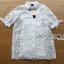 เสื้อผ้าเกาหลี พร้อมส่งเชิ้ตเดรสผ้าลูกไม้สีขาวประดับโบที่แขนเสื้อสไตล์มินิมัลสุดหวาน thumbnail 15