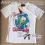( พร้อมส่งเสื้อผ้าเกาหลี) เสื้อยืดพิมพ์ลายเป็ด Disney Donald Duck ตัวนี้เหมาะกับสาวขี้เล่น ชอบความสนุก รักกางแต่งตัว เสื้อผ้าเนื้อดีพิมพ์ลายเป็ดโดนัลด์ดั๊ค น่ารักมากๆค่ะ ช่วงลายตรงคำพูดปักเลื่อมแบบประณีตมากๆ ช่วยเพิ่มลูกเล่นให้ดูไม่น่าเบื่อ thumbnail 11