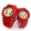 GShock G-Shockของแท้ ประกันศูนย์ GA-100VLA-4A Limited ThankYouSale จีช็อค นาฬิกา ราคาถูก ราคาไม่เกิน ห้าพัน thumbnail 14