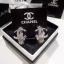 Premium Quality!!!! Chanel Earring งาน Hi-End ค่ะ รุ่นชนช็อป งานเพชรชวารอฟสกี้แท้ งานสวยฟรุ้งฟริ้งมากๆๆๆ ตัวเรือนสีเงินชุบ 18KGP สินค้า Made in Korea ราคา 1390฿ thumbnail 4