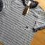 เสื้อผ้าเกาหลี พร้อมส่งเซ็ตเสื้อลายทางตกแต่งพู่และกางเกงทอลายกราฟฟิก thumbnail 12