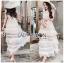 Jaimie Sweet Feminine Layered Tulle and Lace Dress thumbnail 4