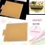 แผ่นรองเค้กสีทอง แบบสี่เหลี่ยมจตุรัส JK0008 (100แผ่น) thumbnail 1