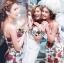 Dolce & Gabbana Red Roses Printed Evening Dress thumbnail 7