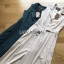 เสื้อผ้าเกาหลีพร้อมส่ง จัมป์สูทแขนกุดตกแต่งกระดุมสไตล์มินิมัล thumbnail 12