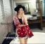 เสื้อผ้าเกาหลี พร้อมส่งผ้าคลุมไหล่แบรนด์ CHANEL เนื้อผ้าสวยมาก thumbnail 4