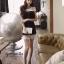 ( พร้อมส่งเสื้อผ้าเกาหลี) เดรสงานเกาหลีสไตล์เรียบหรูดูดี ประดับมุก แต่งเพชรตรงช่วงคอ ดีเทลต่อผ้าอัดพลีทช่วงชายกระโปรง งานสวยปราณีต เข้ากันอย่างลงตัว ดูลุ๊คคุณหนู celeb เนื้อผ้าเนื้องาน pattern/cutting สวยสมราคา thumbnail 5