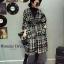 เสื้อผ้าเกาหลี พร้อมส่ง โค๊ทตัวยาวจากแบรนด์ Chanel thumbnail 1