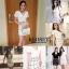 เสื้อผ้าแฟชั่นพร้อมส่ง เสื้อ Hanako / กระโปรงผ้าซาร่า thumbnail 7