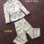 เสื้อผ้าแฟชั่นพร้อมส่ง เซตคอจีนที่ปังที่สุดตอนนี้ มีเข็มขัด thumbnail 12