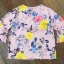 เสื้อผ้าเกาหลี พร้อมส่งเซ็ตเสื้อลายดอกไม้โทนชมพู thumbnail 9