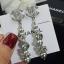 พร้อมส่ง Chanel Diamond Earring ต่างหูเพชร Swarovski thumbnail 3