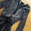 เสื้อผ้าเกาหลี พร้อมส่ง จัมป์สูทขาสั้นพิมพ์บายกรางฟิกสไตล์ชนเผ่าแบบโมเดิร์น thumbnail 14