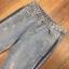 เสื้อผ้าแฟชั่นพร้อมส่ง กางเกงยีนส์ขายาวสีซีด เอวสูง thumbnail 7
