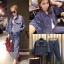 เสื้อผ้าแฟชั่นพร้อมส่ง เซ็ท เสื้อ+กางเกง ยีนส์แท้ 100% thumbnail 10