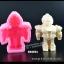 พิมพ์ยางซิลิโคน 3D ลายหุ่นยนต์ เท่ห์มาก thumbnail 1