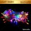 ไฟกระพริบ LED สีรวม RGB ไฟประดับตกแต่ง ตามงานเทศกาลต่างๆ thumbnail 1