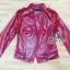 Zipper Hot Lady PU Jacket thumbnail 7