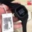 GShock G-Shockของแท้ ประกันศูนย์ DW-5600BBN-1(Resin) thumbnail 11