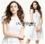 Gabriela Crystal Embellished Flower White Lace Dress thumbnail 3