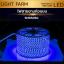 ไฟสายยาง SMD 5050 (100 m.) สีฟ้า (ท่อแบน) thumbnail 1
