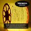 ไฟสายยาง SMD 5050 (100 m.) สีเหลือง (ท่อแบน) thumbnail 3