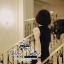( พร้อมส่งเสื้อผ้าเกาหลี) เดรสสีดำลุคเรียบหรู กิมมิคของชุดอยู่ที่ช่วงอกค่ะ ตกแต่งโบว์ เนื้อผ้าเรียบสวย thumbnail 13