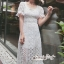 Classic Lace Dress Present Elegance New Collection thumbnail 5