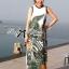 Issue Rachel Tropical Printed Sleeveless Maxi Dress thumbnail 5