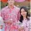 Soda Pretty Pink Floral Dress thumbnail 5