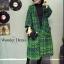 เสื้อผ้าเกาหลี พร้อมส่ง โค๊ทตัวยาวจากแบรนด์ Chanel thumbnail 6
