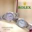 Rolex datejust สายเต้าหู้ งานสแตนเลสแท้ Auto เรือนละ 1690 บาท หน้าปัด 27 mm. thumbnail 1