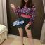 เสื้อผ้าเกาหลี พร้อมส่ง jecket สาวแบ๋วจัดด่ว thumbnail 1