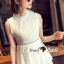 เสื้อผ้าเกาหลี พร้อมส่ง Princess Ivora Lace Set thumbnail 9