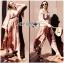 Ana Summer Style Printed Chiffon Jumpsuit thumbnail 5